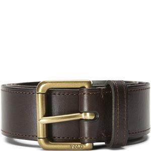 Casual Leather Belt Casual Leather Belt | Brun
